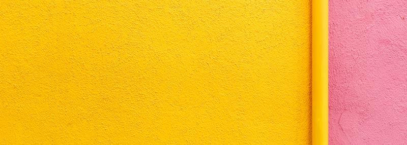 Textuur op muurverf